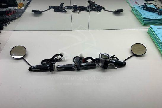 Pieces de rechange Scooters électriques Velitcom