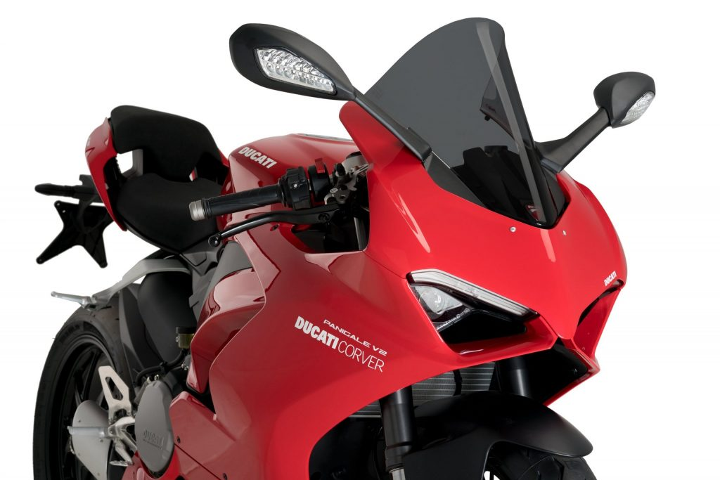 Puig bulles Racing pour Ducati Panigale 2020