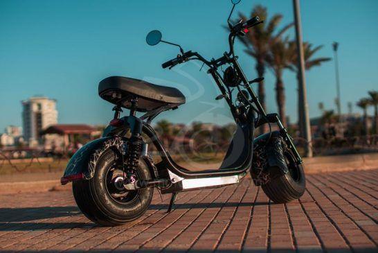 Velitcom Citycoco - scooter électirque 2020 10