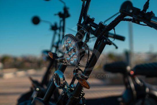 Velitcom Citycoco - scooter électirque 2020 4