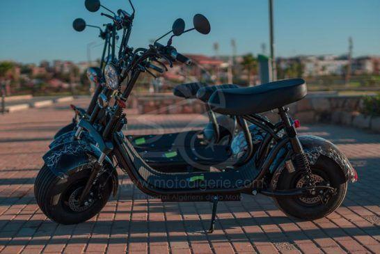 Velitcom Citycoco - scooter électirque 2020 5