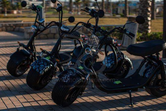 Velitcom Citycoco - scooter électirque 2020 6