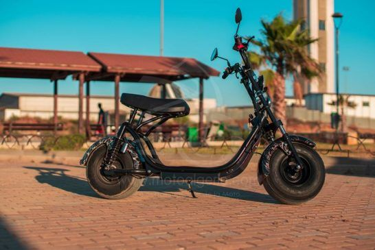 Velitcom Citycoco - scooter électirque 2020 8