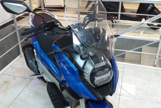 000 - LIFAN KPV150 - Moto Algerie