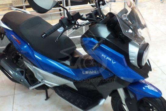 05 - LIFAN KPV150 - Moto Algerie