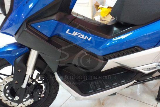 06 - LIFAN KPV150 - Moto Algerie