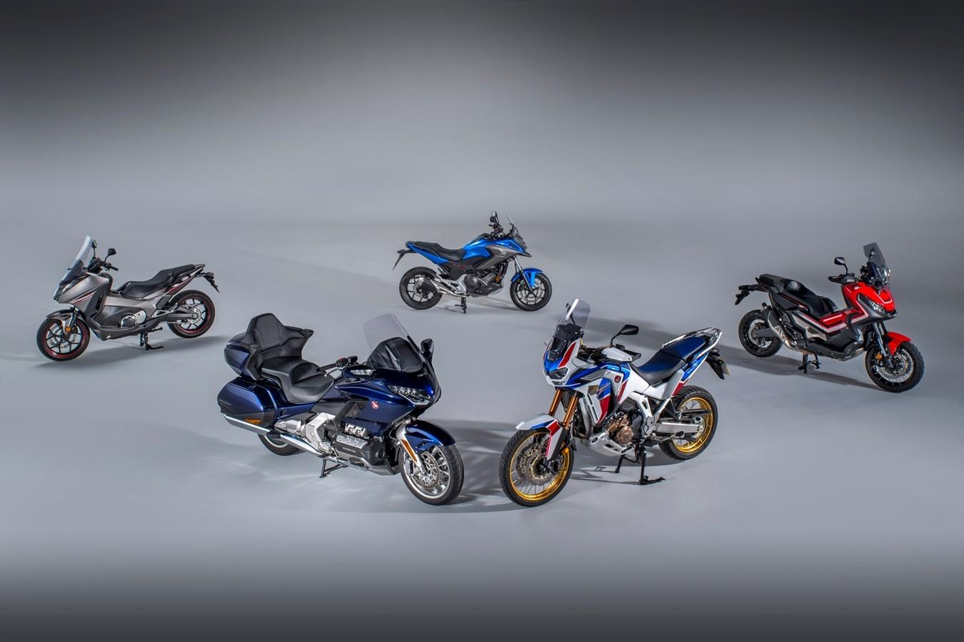 Honda fête les 10 ans de sa technologie à double embrayage « Dual Clutch Transmission »