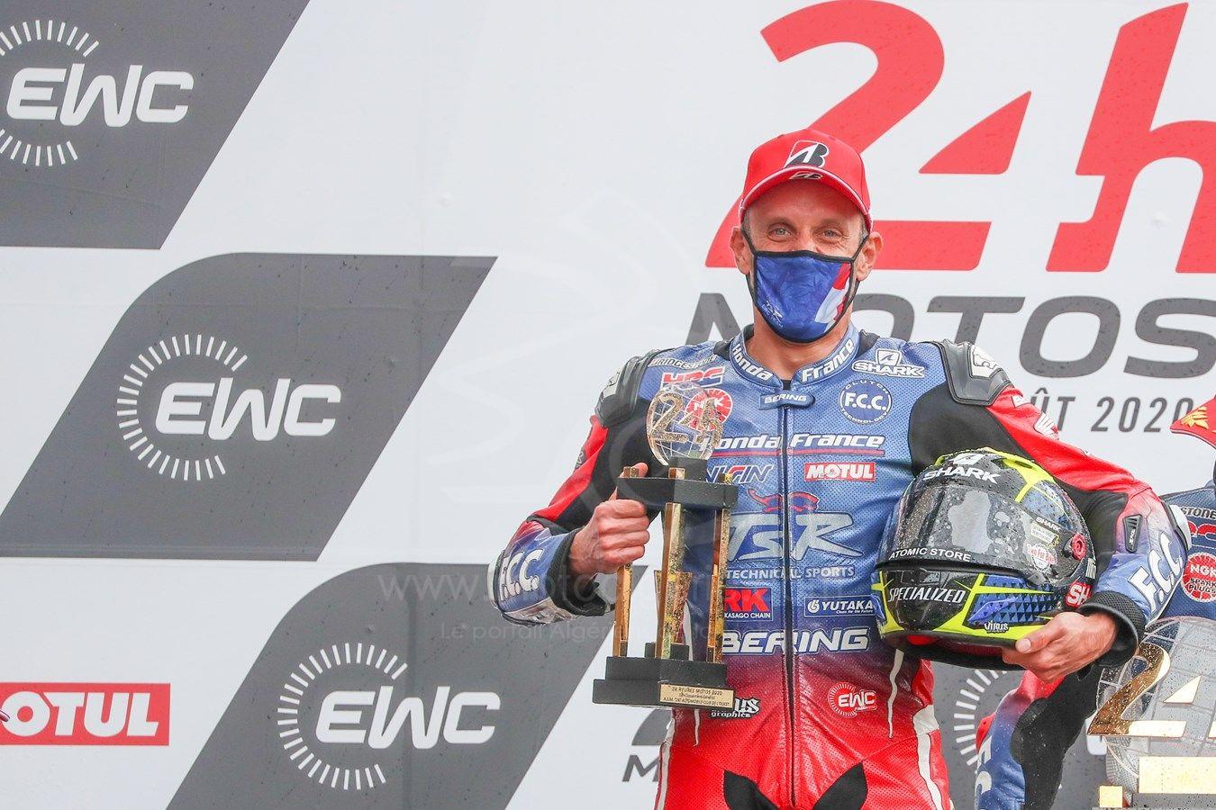 24 H du Mans : Victoire magistrale pour l'équipe F.C.C TSR Honda France !