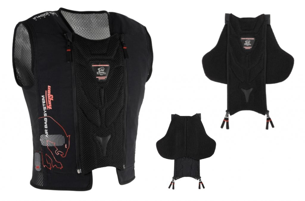 """Furygan lance le """"Chest Connector"""" pour le système d'airbag Fury"""