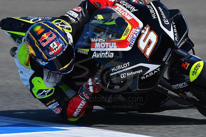 MotoGP: doublé français pour la qualif tchèque