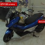 [Vidéo] Présentation du Scooter ADV : LIFAN KPV 150
