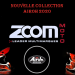 ZOOM Moto : Arrivage de la nouvelle collection de casques AIROH !