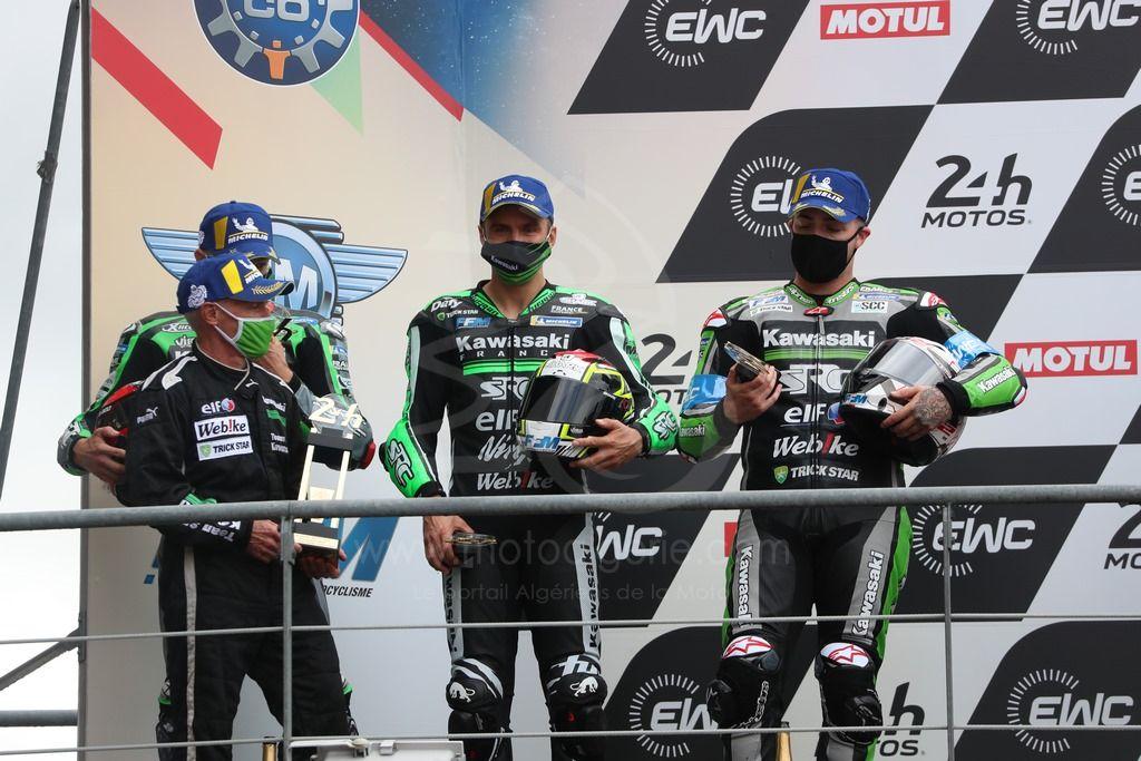 24H du Mans : Le Team SRC réalise une belle performance en décrochant la seconde place