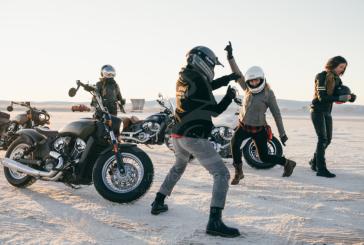 Indian Motorcycle s'associe au mouvement « International Female Ride Day » pour célébrer les femmes motardes lors d'une journée de rassemblement