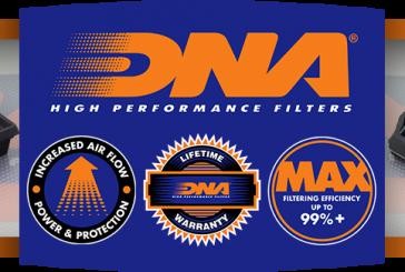La marque de filtres à air, DNA FILTERS, debarque chez Sidi Achour Motos Pièces