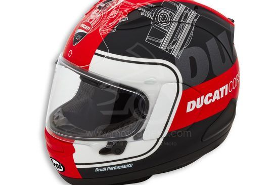 Ducati Corse V3 full-face helmet_UC68770_Low