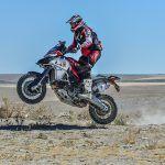 La Ducati Multistrada 1260 Enduro au Rallye Transanatolia 2020 présentée par le pilote d'essai Andrea Rossi