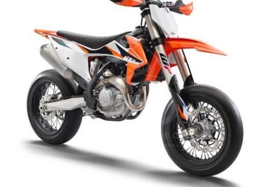 KTM 450 SMR 2021 studio1