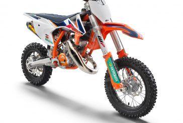 KTM DÉVOILE LA KTM 50 SX FACTORY EDITION 2021