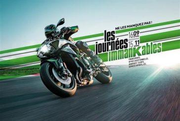 Kawasaki France : Les Journées Immankables débarquent en concession !