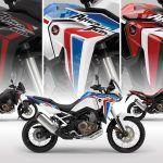 Honda dévoile la nouvelle CRF1100L Africa Twin 2021