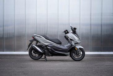 Honda dévoile le nouveau FORZA 350 2021