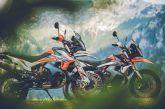 LES KTM 890 ADVENTURE R RALLY ET KTM 890 ADVENTURE R 2021 OUVRENT DE NOUVEAUX HORIZONS