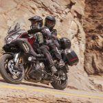 """Kawasaki dévoile la nouvelle """" Versys 1000 S """" 2021"""