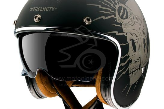 MT Helmets LE MANS 2 SV Diler A2 MATT-GRAY