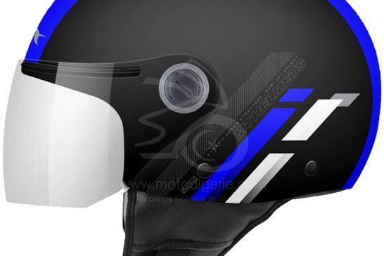 MT Helmets STREET SCOPE D7