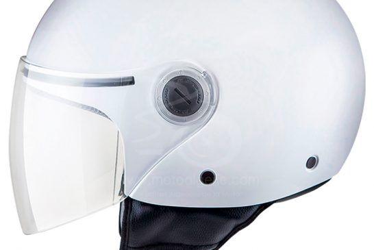 MT Helmets STREET WHITE