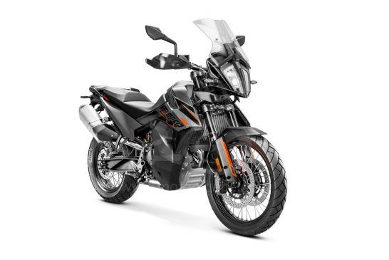 MY21 KTM 890 ADVENTURE front right