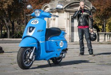 Peugeot Motocycle Algérie : Retour du Django 150cc ABS en quantité limitée