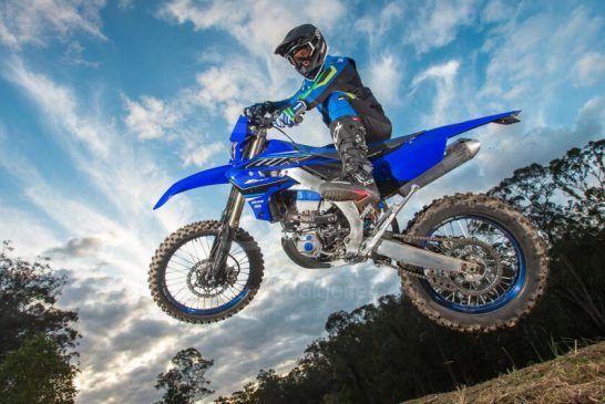Yamaha WR450F 2021 1