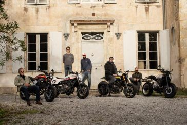 Yamaha Yard Built : Back to the Drawing Board présente les quatre Top Designs