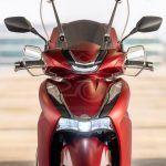 Nouveau Honda SH350i 2021 : plus de vitesse avec un nouveau moteur conforme aux normes Euro5