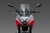 Honda dévoile la nouvelle NC750X 2021