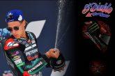 MotoGP : FABIO QUARTARARO FIDÈLE À SCORPION POUR 2 ANS