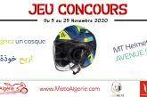 Jeu concours de la rentrée : Le gagnant du Casque MT Helmets connu !