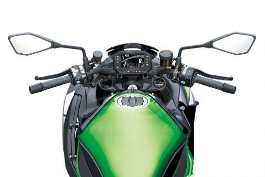 Kawasaki Z H2 SE 2021 03