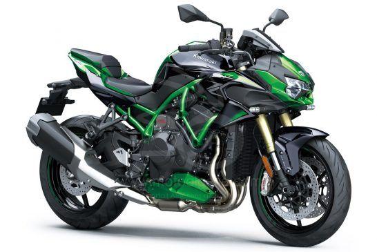 Kawasaki Z H2 SE 2021 a