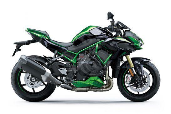 Kawasaki Z H2 SE 2021 b