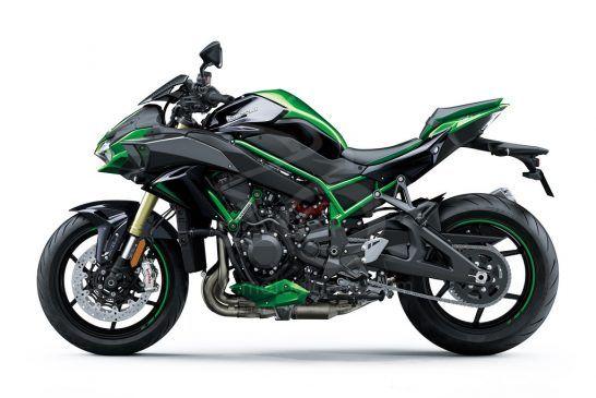 Kawasaki Z H2 SE 2021 c