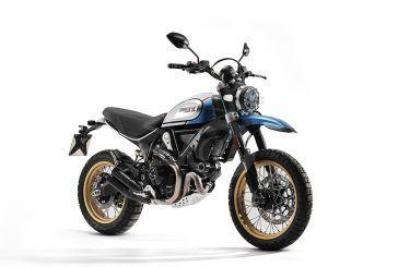 Toutes les nouvelles motos de la gamme Ducati Scrambler 2021 sont disponibles en concession.