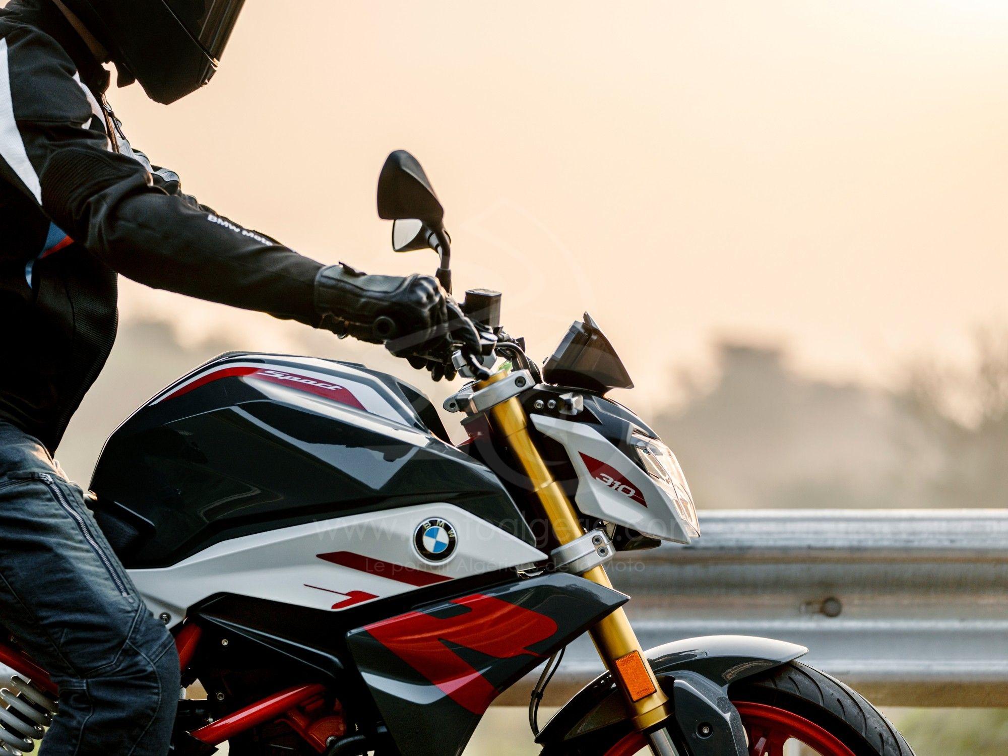 BMW Motorrad présente la nouvelle BMW G 310 R