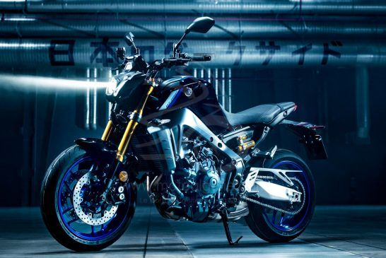 Yamaha MT-09 SP 2021 - 0