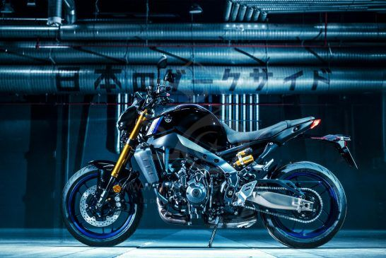 Yamaha MT-09 SP 2021 - 1
