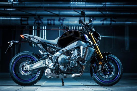 Yamaha MT-09 SP 2021 - 2