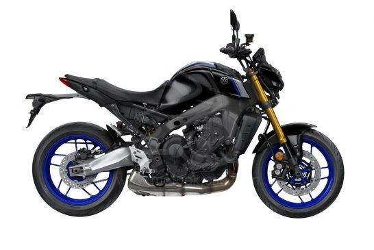 Yamaha MT-09 SP 2021 - Studio 1