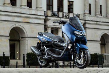 Yamaha dévoile le nouveau scooter NMAX 125 2021